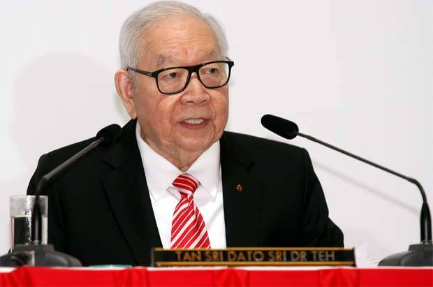 Its founder and chairman Tan Sri Teh Hong Piow(filepic) said he expected that this year will remain challenging for the general insurance industry due to the weak market sentiment, underpinned by ongoing market volatilities and rising macro uncertainties.