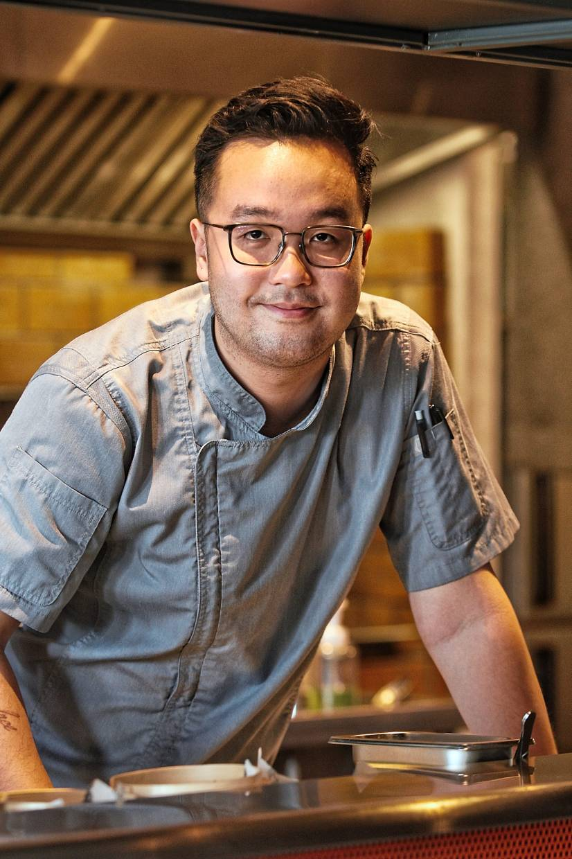 Yong trained at a number of top restaurants in Singapore before deciding to open his own eatery in Malaysia.