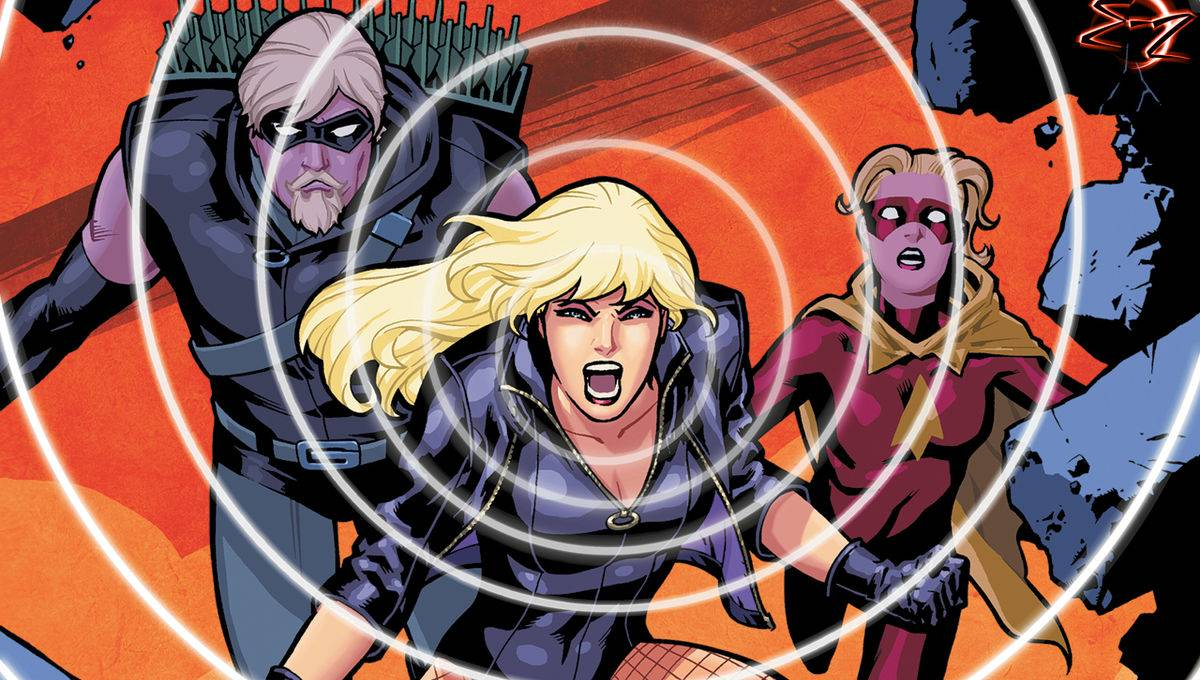 Black Canary is best known for her canary cry and her relationship with Green Arrow.