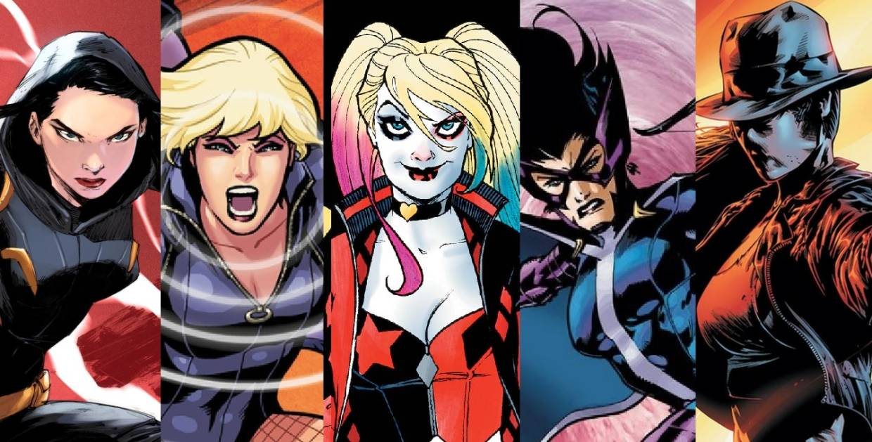 Who Are The Birds Of Prey And Why Is Harley Quinn With Them The Star