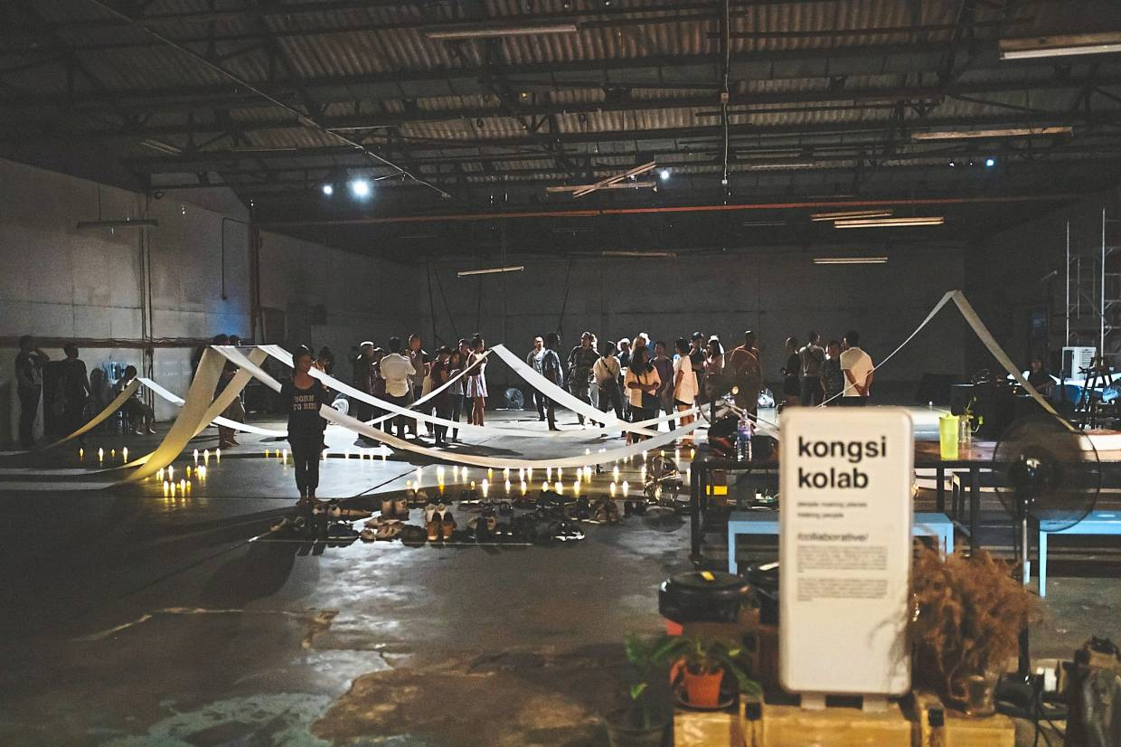 The struggle to build an audience at KongsiKL has paid off despite the logistical challenges. Photo: Azmil Photography