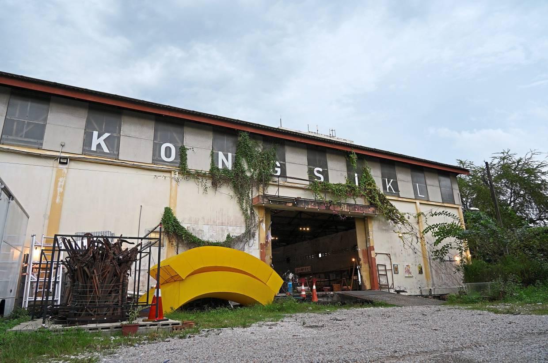 KongsiKL is located at the 40-year-old Gudang Yee Seng 2 in Old Klang Road, KL. Photo: KongsiKL
