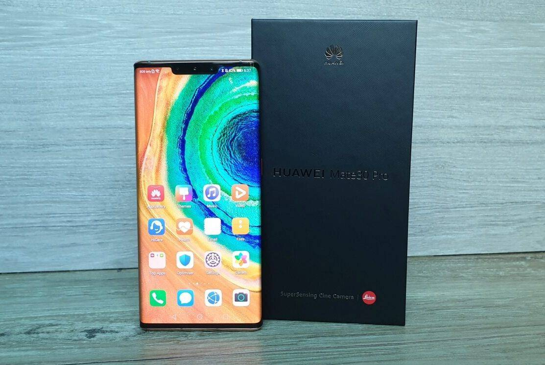 The Huawei Mate 30 Pro 5G is the first Sirim-certified smartphone with 5G capabilities.