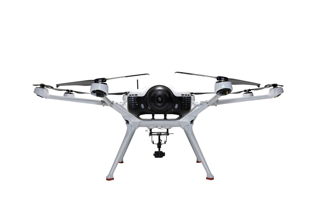 The South Korean company claims the DS30 drone can fly for up to 120 minutes, but only without any additional loads. — Doosan Mobility
