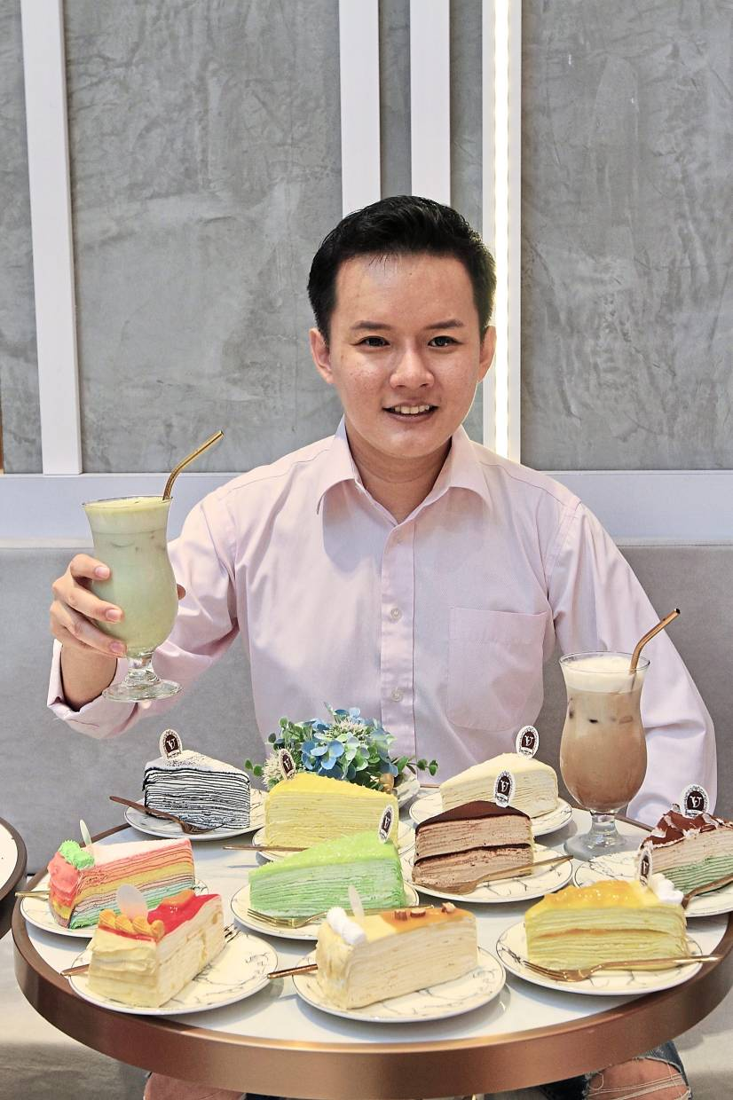 Aiming big: Liew is eyeing expansion opportunities in the region.