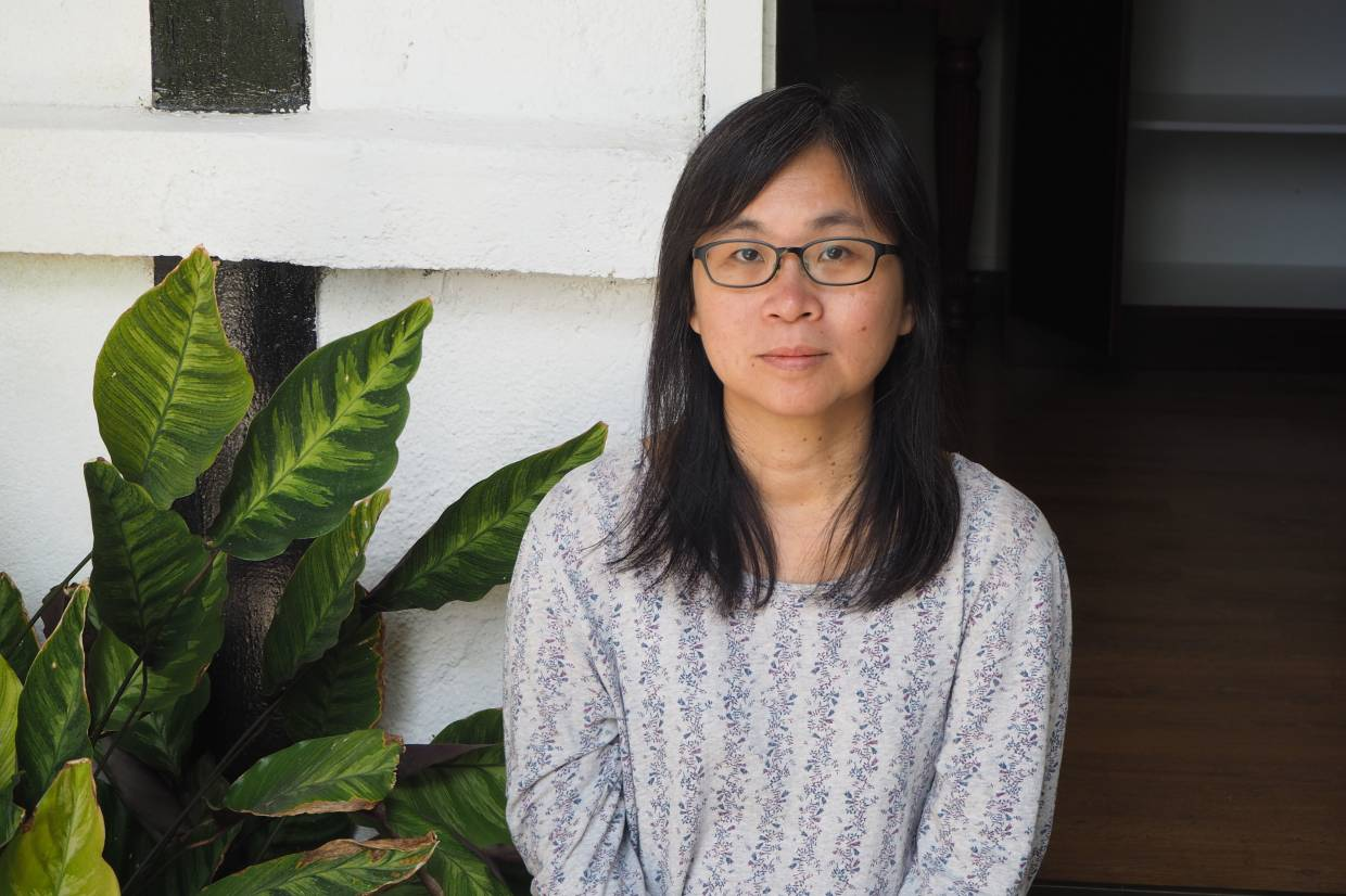 'Malaysian Chinese writers are the most passionate creators in the world,' says author Ho Sok Fong. — Handout