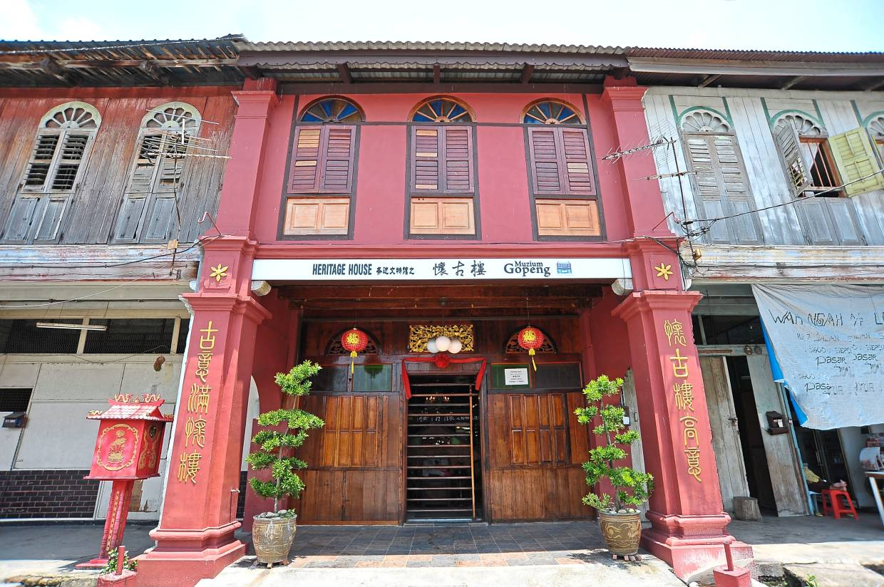 Gopeng Heritage House is one of the highlights featured in the Perak episode of #MyMalaysia. — Tourism Malaysia