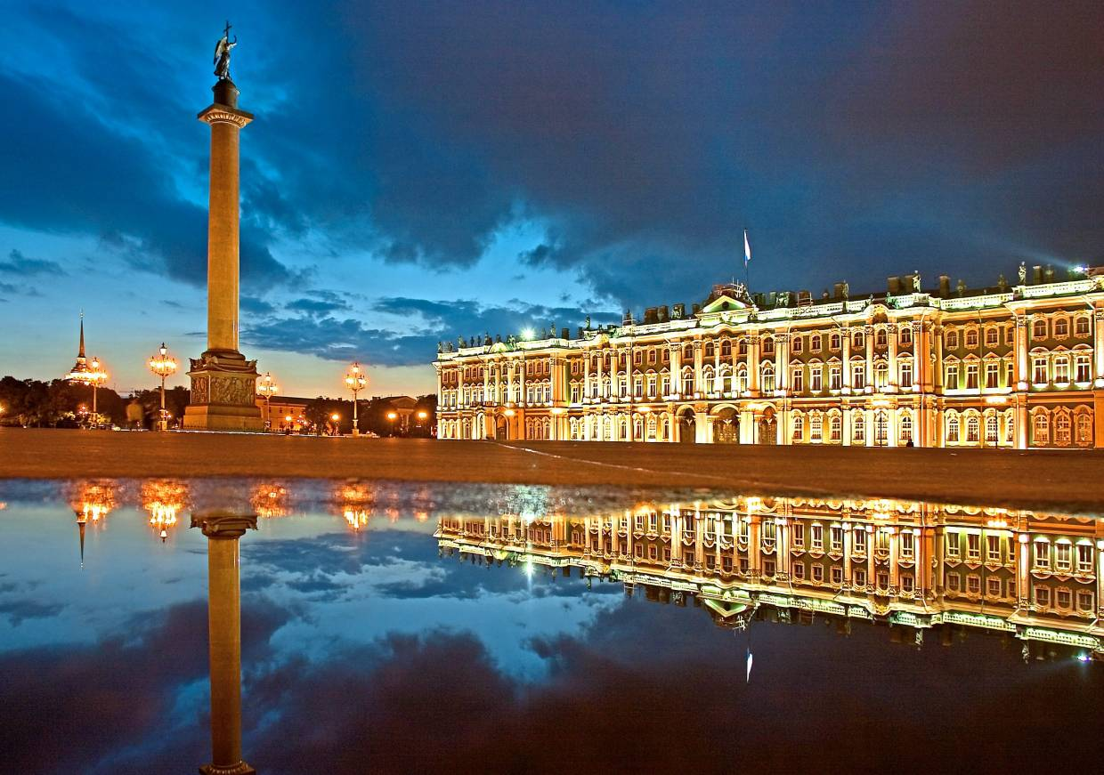 The Winter Palace is probably one of the more magnificent palaces in St Petersburg. — St Petersburg Tourism