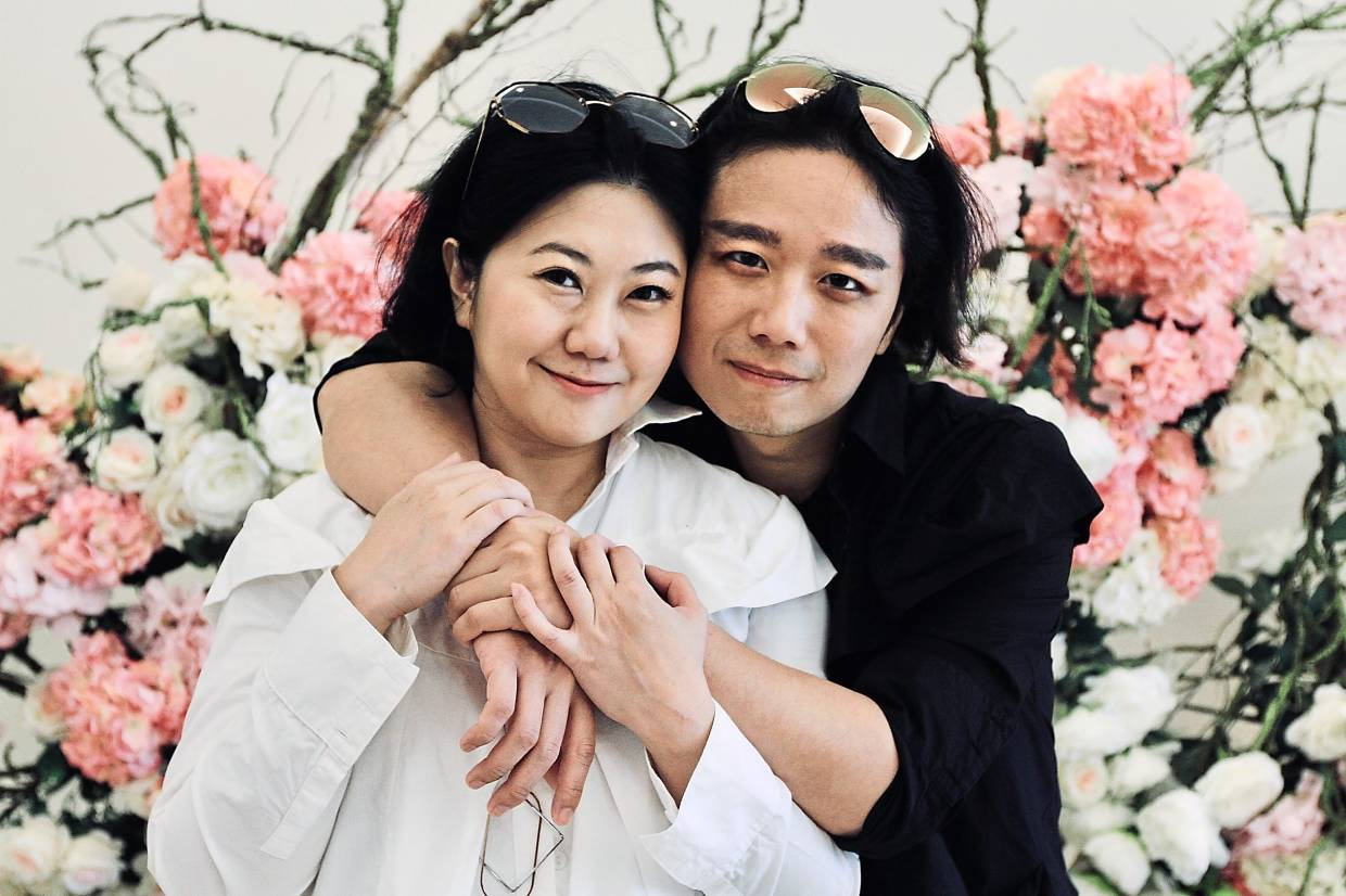 Having taken several years to go from close friend to romantic partner, Tan and Lee cherish their relationship even more.