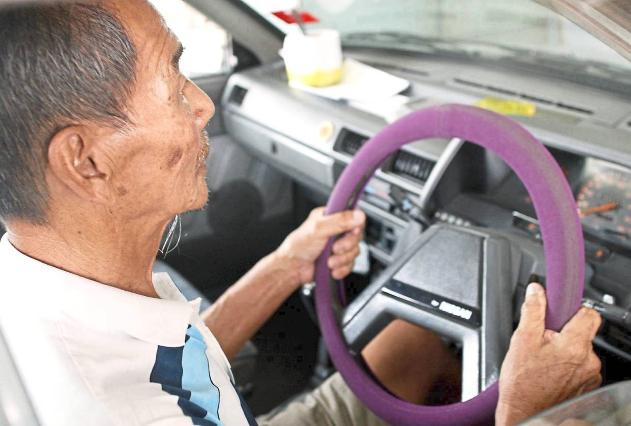 If you are concerned about your parents' driving ability, especially if they have been in an accident, it might be time to ask them to stop driving. — Photos: Filepic