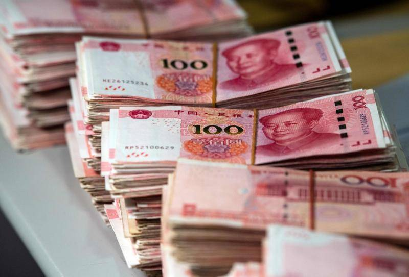 China quarantines cash to sanitize old bank notes from virus