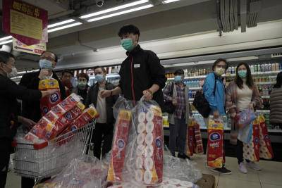 Image result for buyinh toilet paper in supermarket