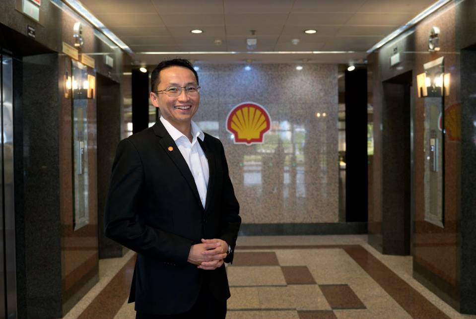 Ivan Tan new veep for Shell Malaysia, Philippines