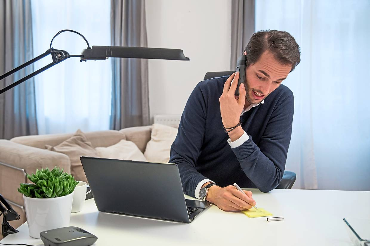 Working from home is not an excuse to be lazy   The Star