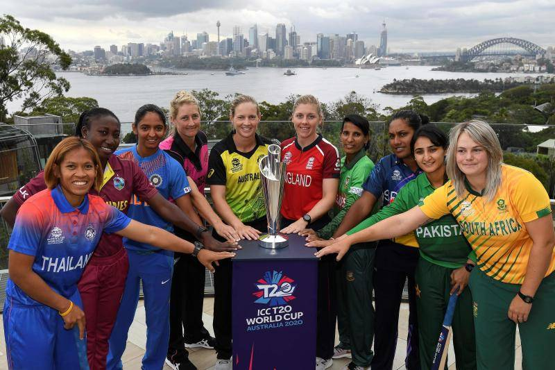 England, India lurks as pressure racks on Australia at women's Twenty20 Cricket World Cup