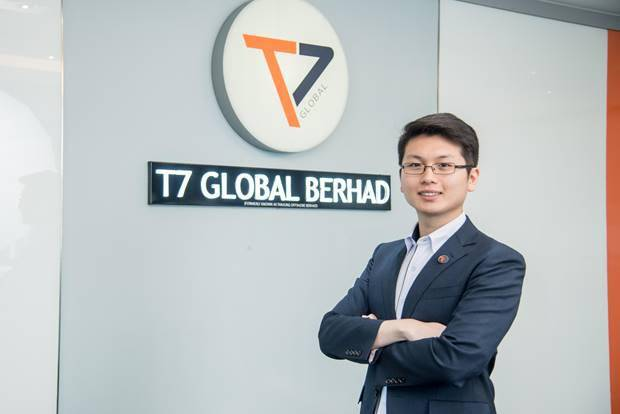 """T7 Global group chief operating officer Tan Kay Zhuin said, """"This is our second MOPU contract after the award of Cendor MOPU in 2005 which the work scopes also involves EPCIC, operation and maintenance."""