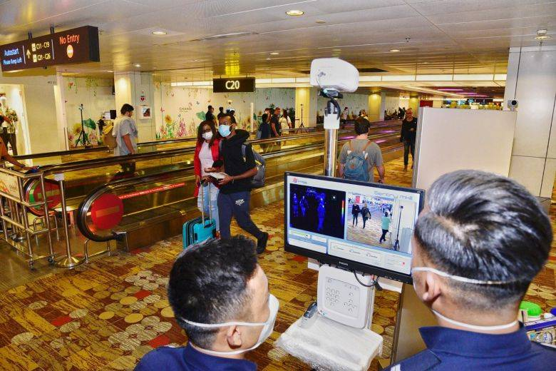 Singapore immigration issues 77 stay-home notices to check spread of Covid-19