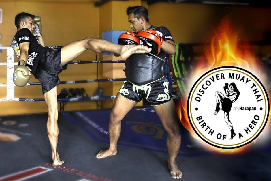 From zero to Muay Thai hero