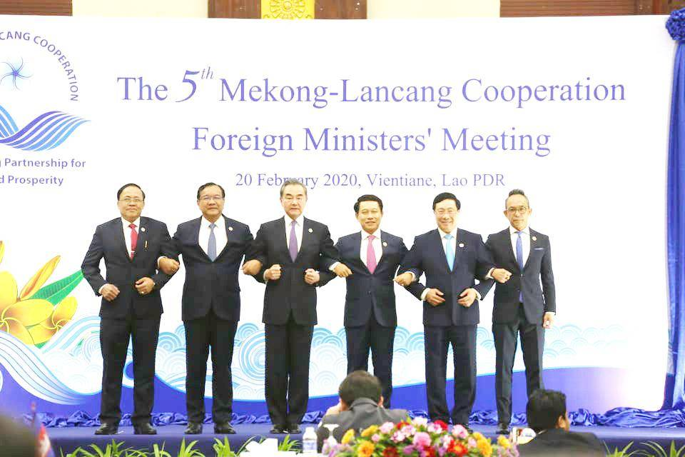 Mekong nations, China push for more trade, investment, connectivity