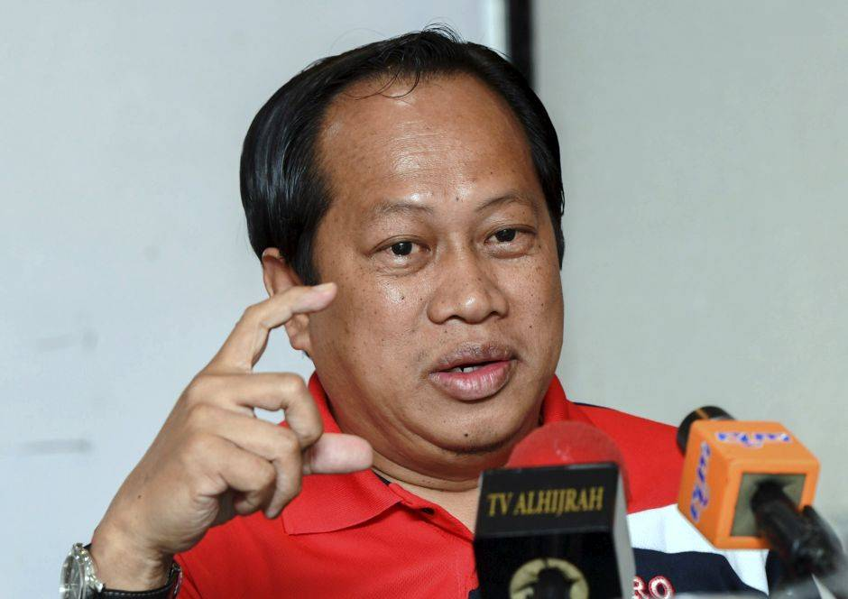Ahmad Maslan files bid to strike out money laundering, false statement charges