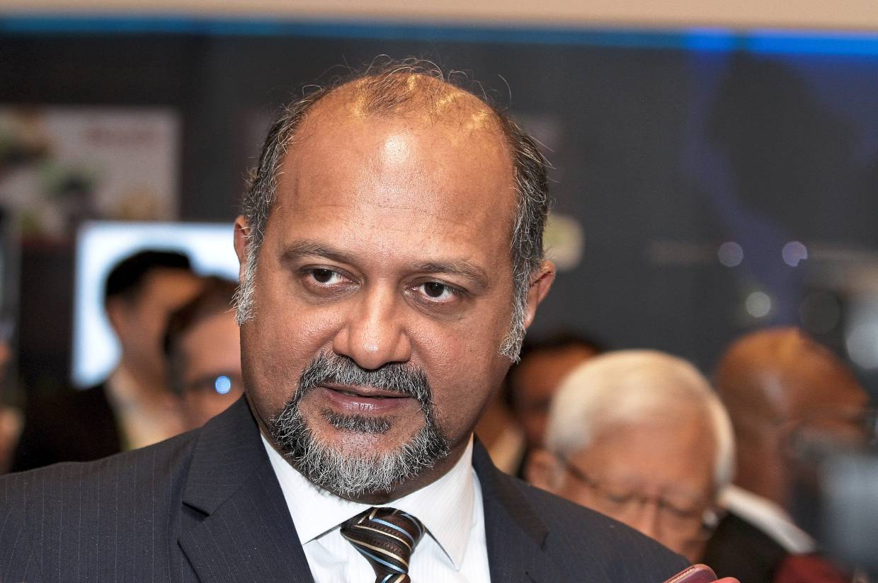Gobind says digital piracy allows for content to be exploited and misused online without any regard for the creators or copyright owners. — YAP CHEE HONG/The Star