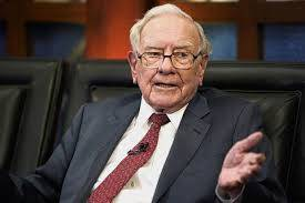 Warren Buffett's Berkshire Hathaway Inc on Saturday posted a 23% decrease in quarterly operating profit, while soaring stock prices boosted net results and enabled the conglomerate to smash its old record for full-year earnings.