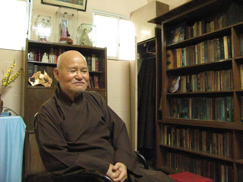 Nobel Prize nominee and Vietnamese dissident monk dies at 93