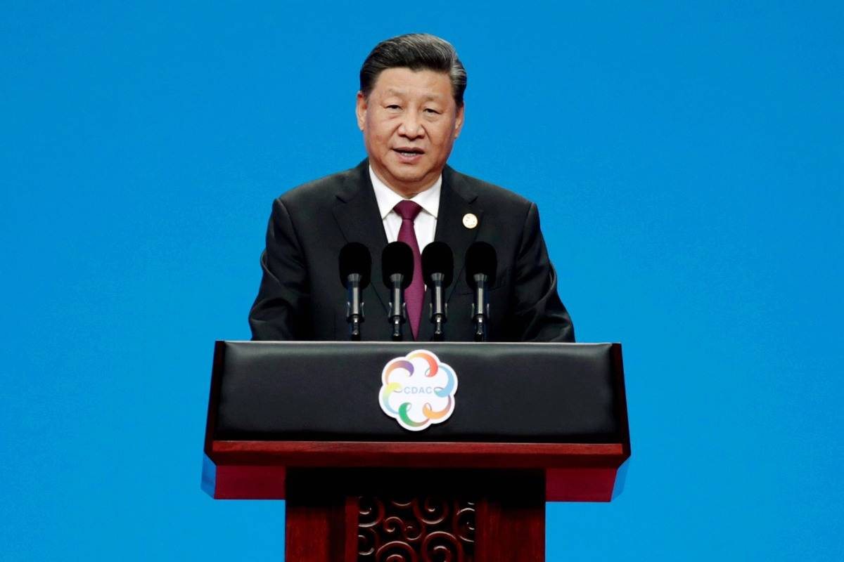 Xi stresses all out efforts in Covid-19 control and coordination on economic
