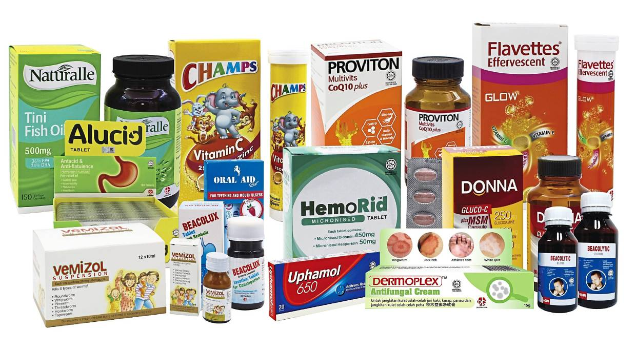 Duopharma Biotech consumer healthcare products