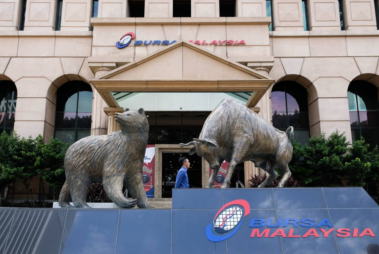 "As of Monday, with the FBM KLCI at 1,490, the stock market has entered a ""bear market"" as it has lost more than 20% since its historical high on April 19,2018."