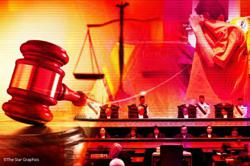 Labourer sentenced to 26 years' jail, 15 rotan strokes for raping daughter