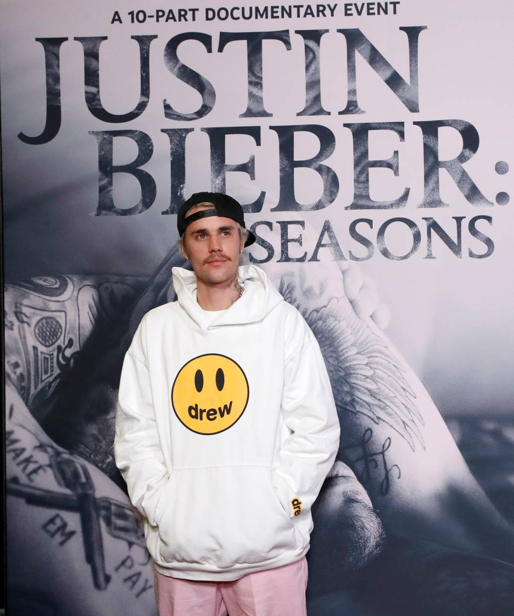 Justin Bieber has another No.1 album, his seventh in his career. Photo: Reuters