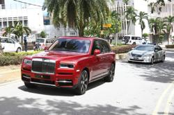 Johor Sultan arrives to meet state reps