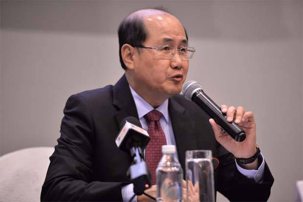 """""""We are pleased with this achievement and proud to maintain our position as the top property developer in Malaysia in terms of sales, """" said Datuk Khor Chap Jen(pic), president and CEO of SP Setia in a statement."""
