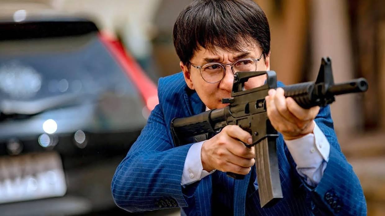 Jackie Chan's 'Vanguard' has been postponed indefinitely.