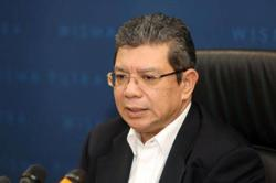 Indera Mahkota PKR urges Saifuddin to resign as MP for being part of Azmin's 11