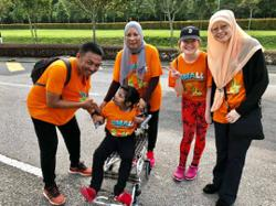 Parents are pillars of strength for these rare disease patients