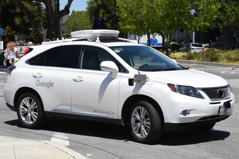 Self-driving cars like this one from Google aren't even fully legal in most parts of the world, and yet they're already posing a major ethical and legal headache. — dpa