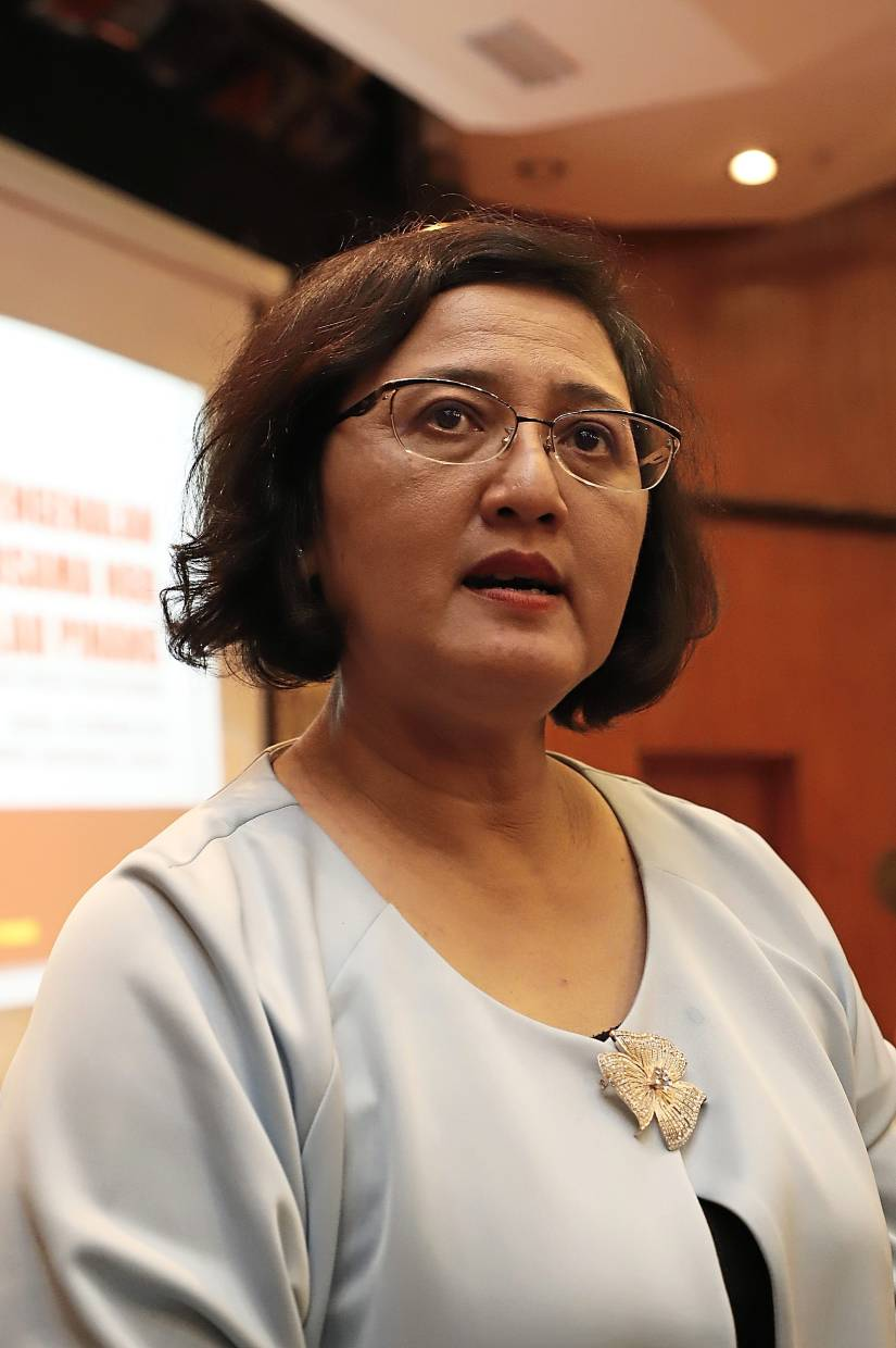Singapore has been taking our social workers as they know the value of such workers, says Prof Azlinda.