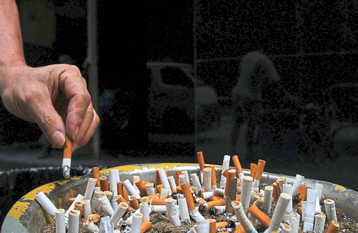 Negative impact: It is clear from Stoel's remarks that BAT Malaysia, which has often highlighted the issue of illegal cigarette, is a casualty of the largely ignored shadow economy. — Reuters