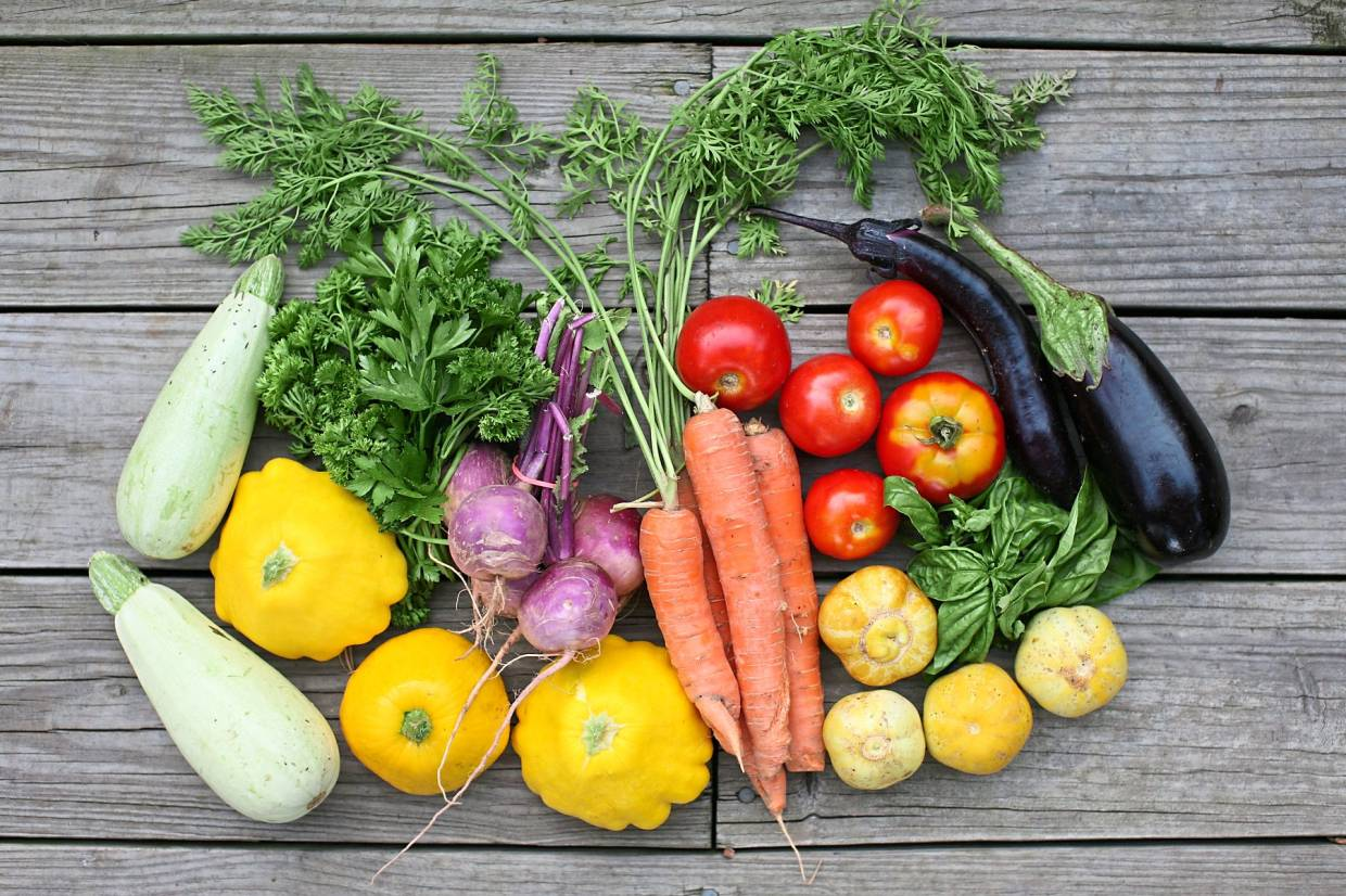 Consumers should opt for organically-grown vegetables as much as possible. — CHRISTOPHER PAQUETTE/Flickr