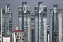 Bangkok's empty apartments and Hong Kong' pain