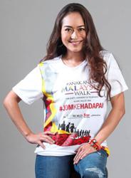 Maya Karin aims to protect Malayan tigers