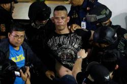 Manila mall to probe hostage-taker's corruption claims