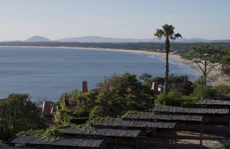 Stunning views of Portezuelo beach and Pan de Azucar hill. — dpa