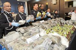 RM5.2mil in drugs seized by police