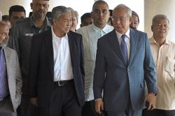 Zahid escapes from being cited for contempt