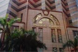 Public Bank cuts base rate, BLR and FD by 25bps