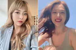 Late K-pop singer Sulli's former bandmate Luna talks about her death on TV show