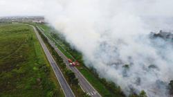 24-hour surveillance at wildfire hotspots